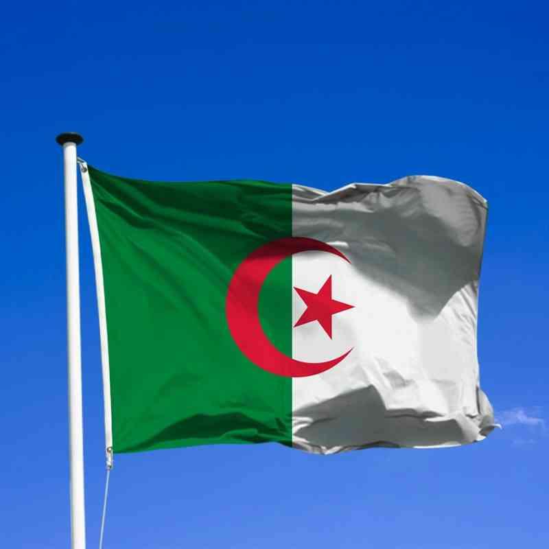 algerie drapeau