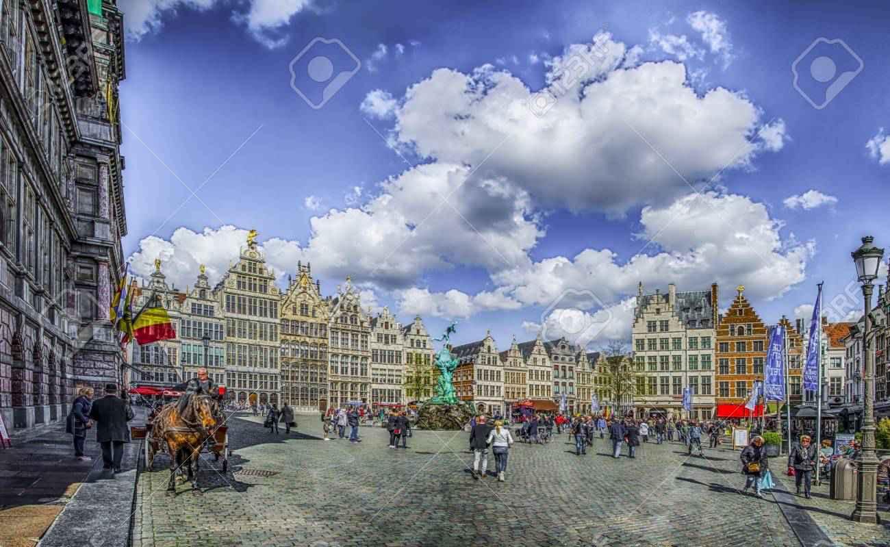 anvers belgique