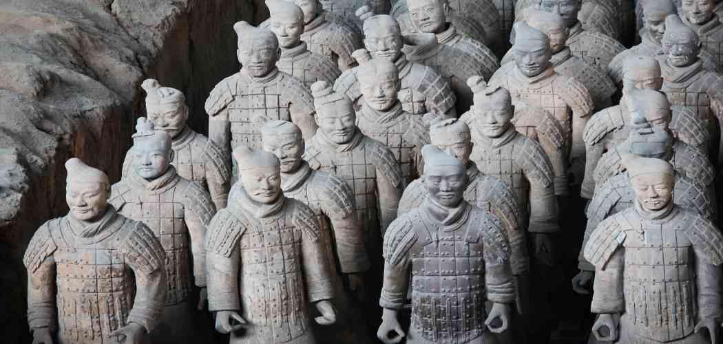 armee des soldats de xian