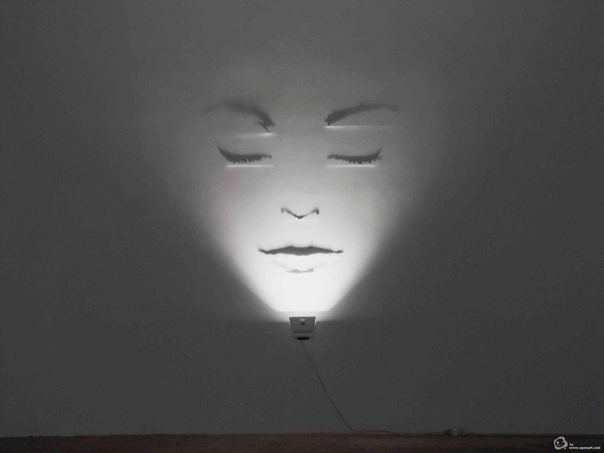 art des ombres