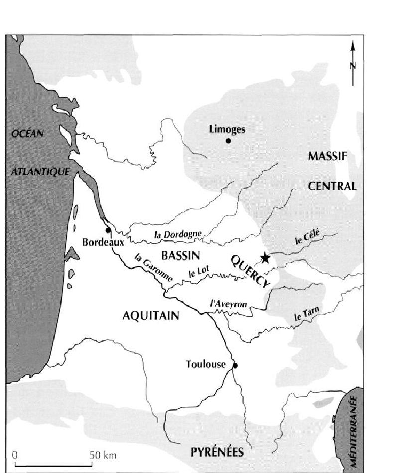 bassin aquitain