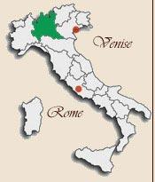 carte lombardie