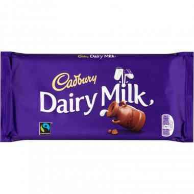 chocolat cadbury