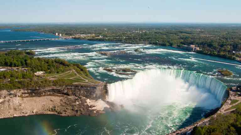 chutes du niagara photos