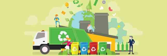 comment faire du recyclage
