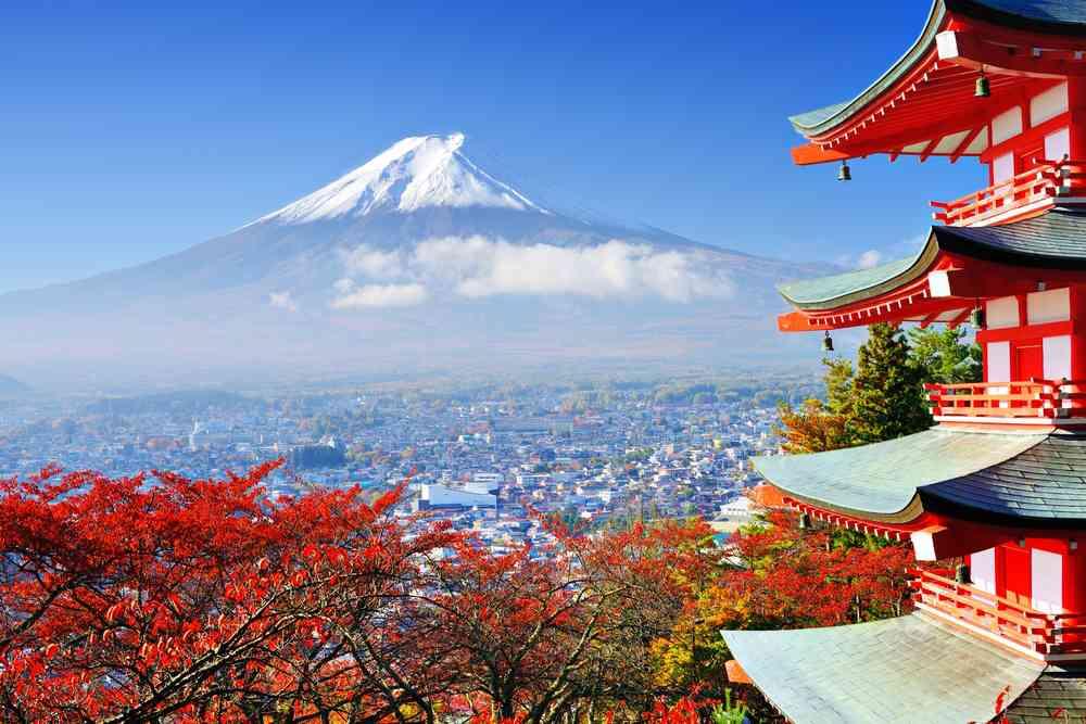 decouvrir le japon