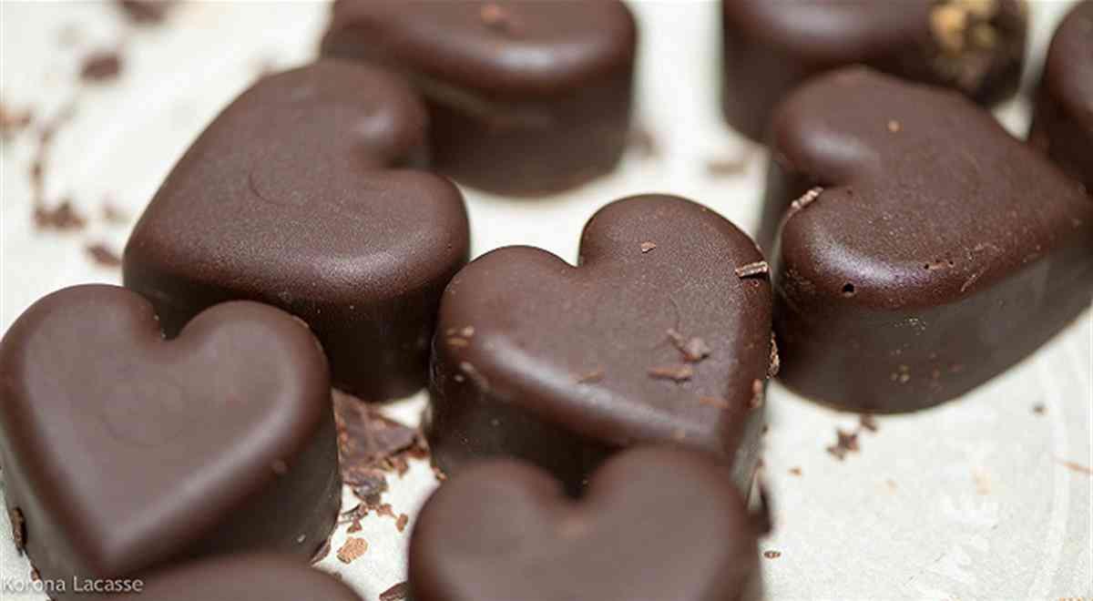 difference entre chocolat noir et blanc