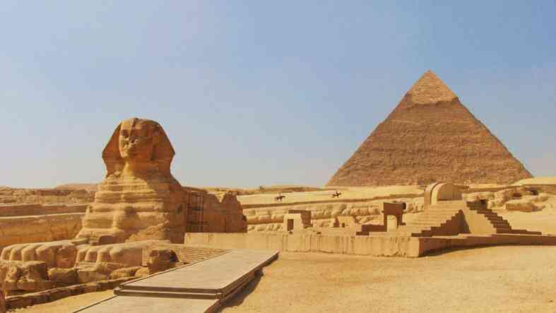 egypte tourisme