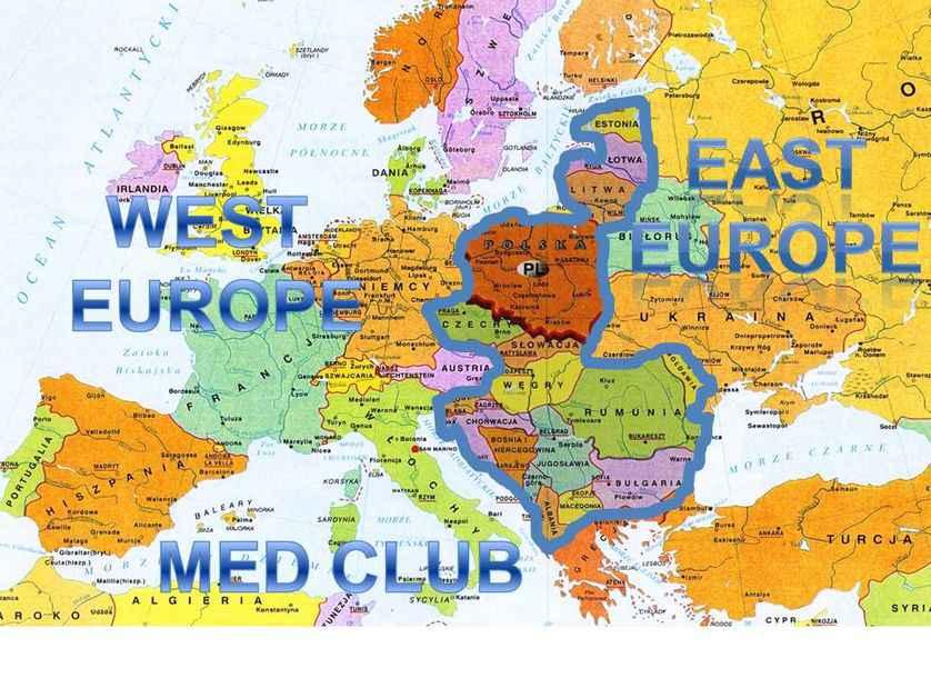 europe de l est