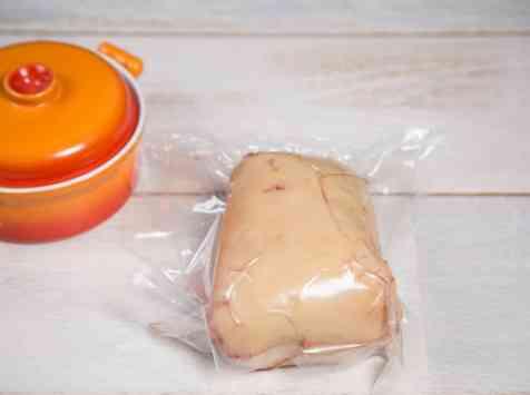 foie gras cru ou cuit