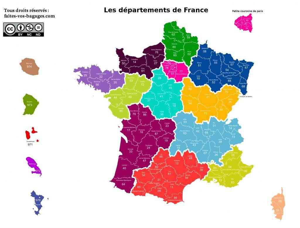 france metropolitaine