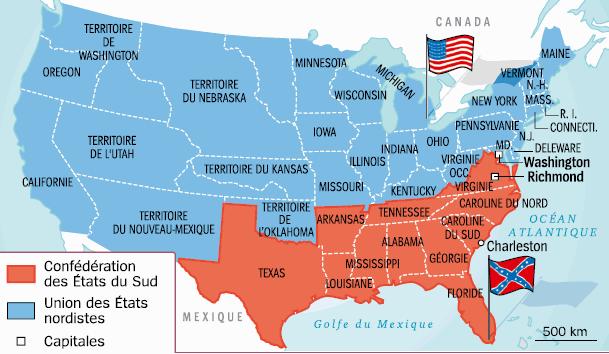 guerre de secession