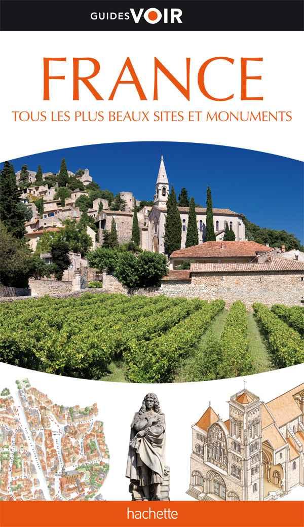 guide touristique de france