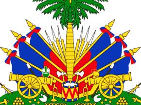 haiti drapeau