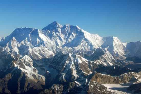 himalaya montagne