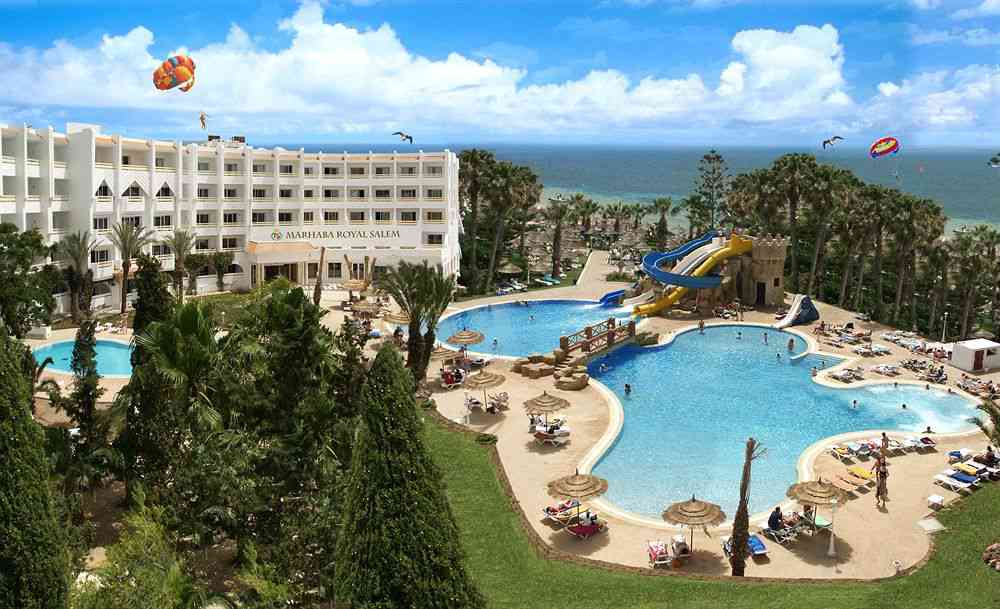 hotels tunisie sousse