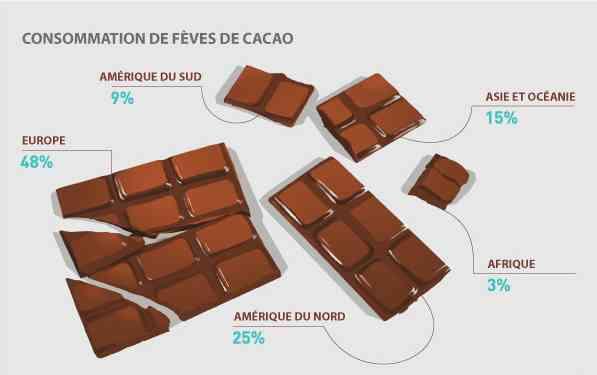 importateurs de chocolat