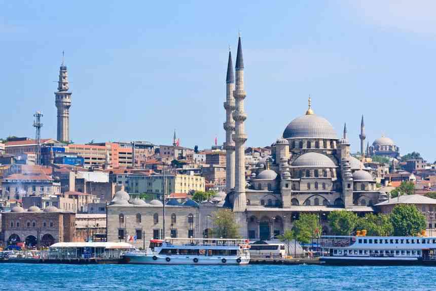 istanbul lieux d interet