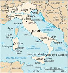 italie pays