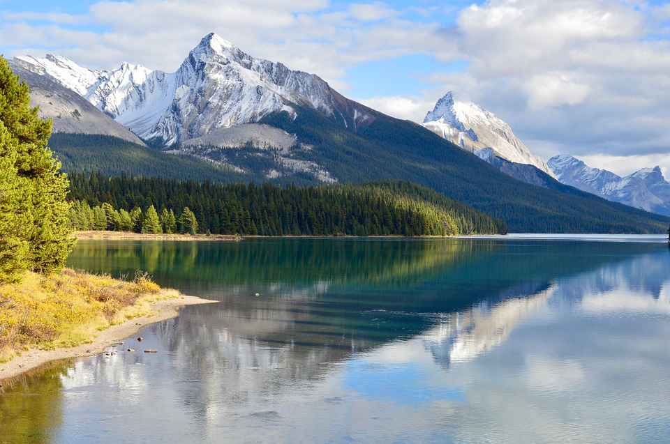 jasper parc national canadien