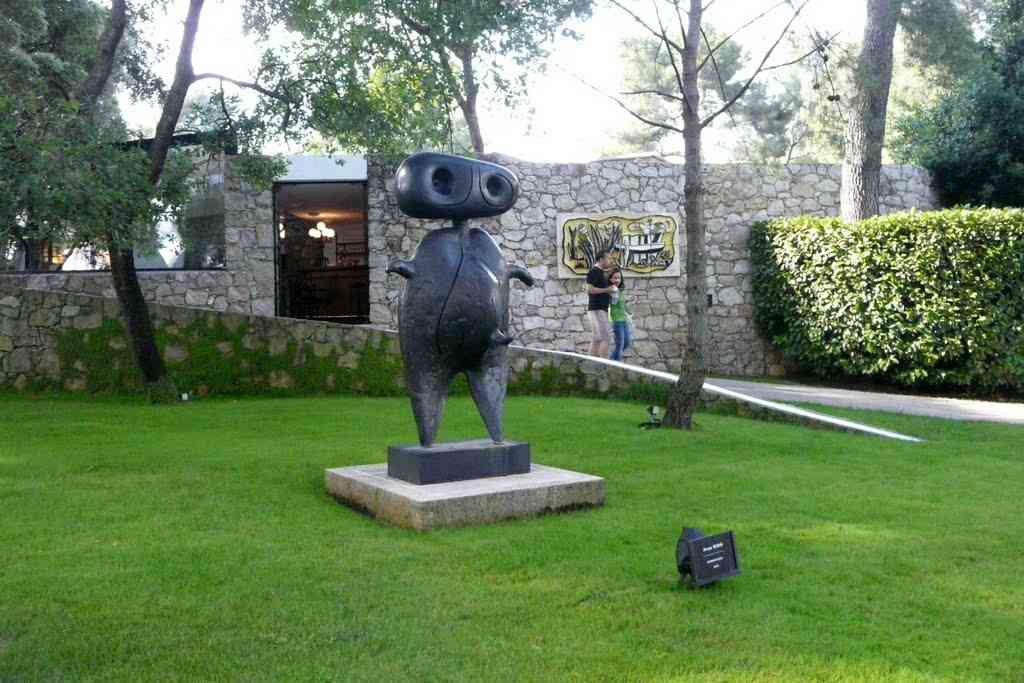 joan miro a saint paul de vence