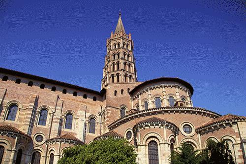 la basilique saint sernin