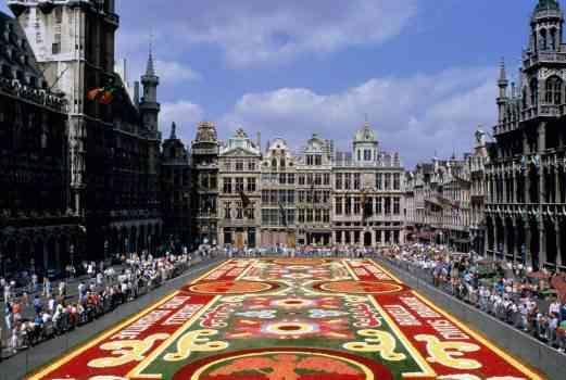la belgique touristique
