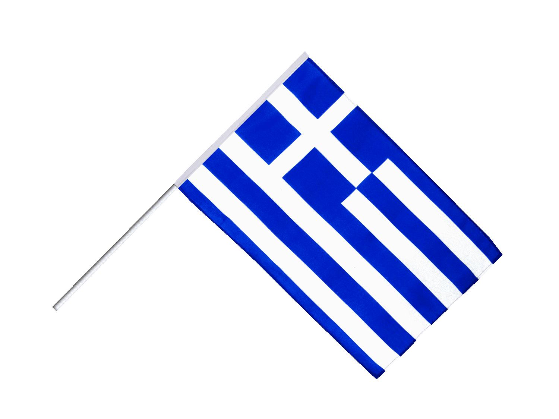 la grece drapeau