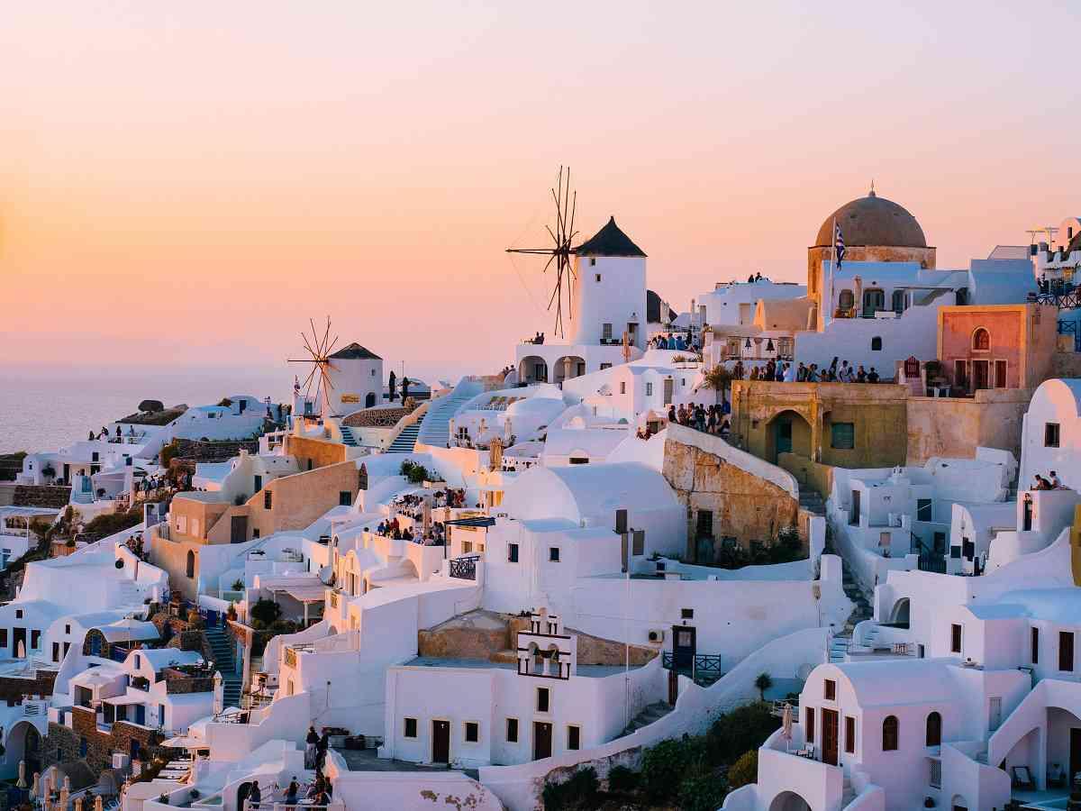 la grece