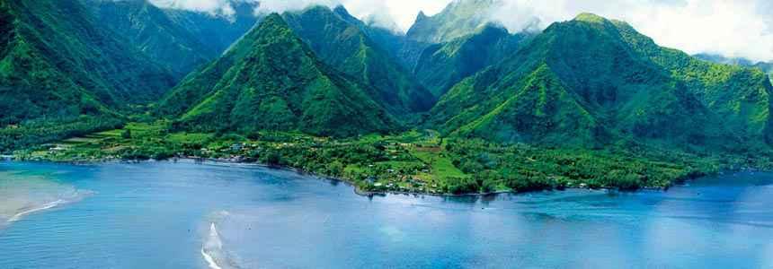la richesse des iles polynesiennes