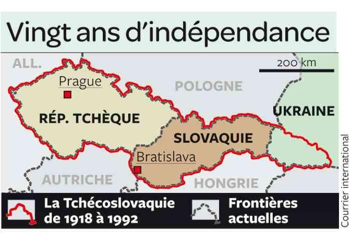la tchecoslovaquie