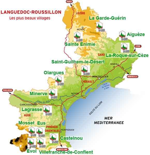 languedoc rousillon tourisme