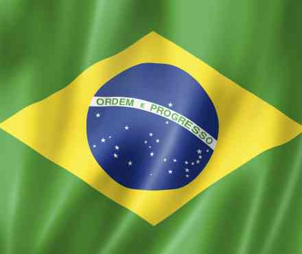 le bresil drapeau