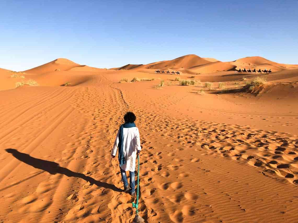 le desert