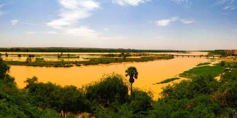 le fleuve du niger