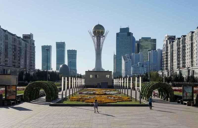 le kazakhstan