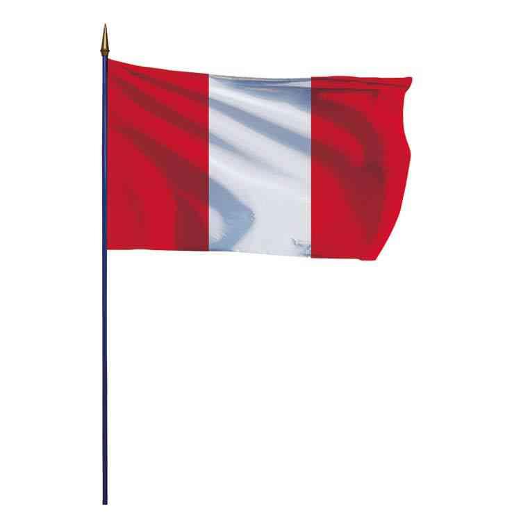 le perou drapeau