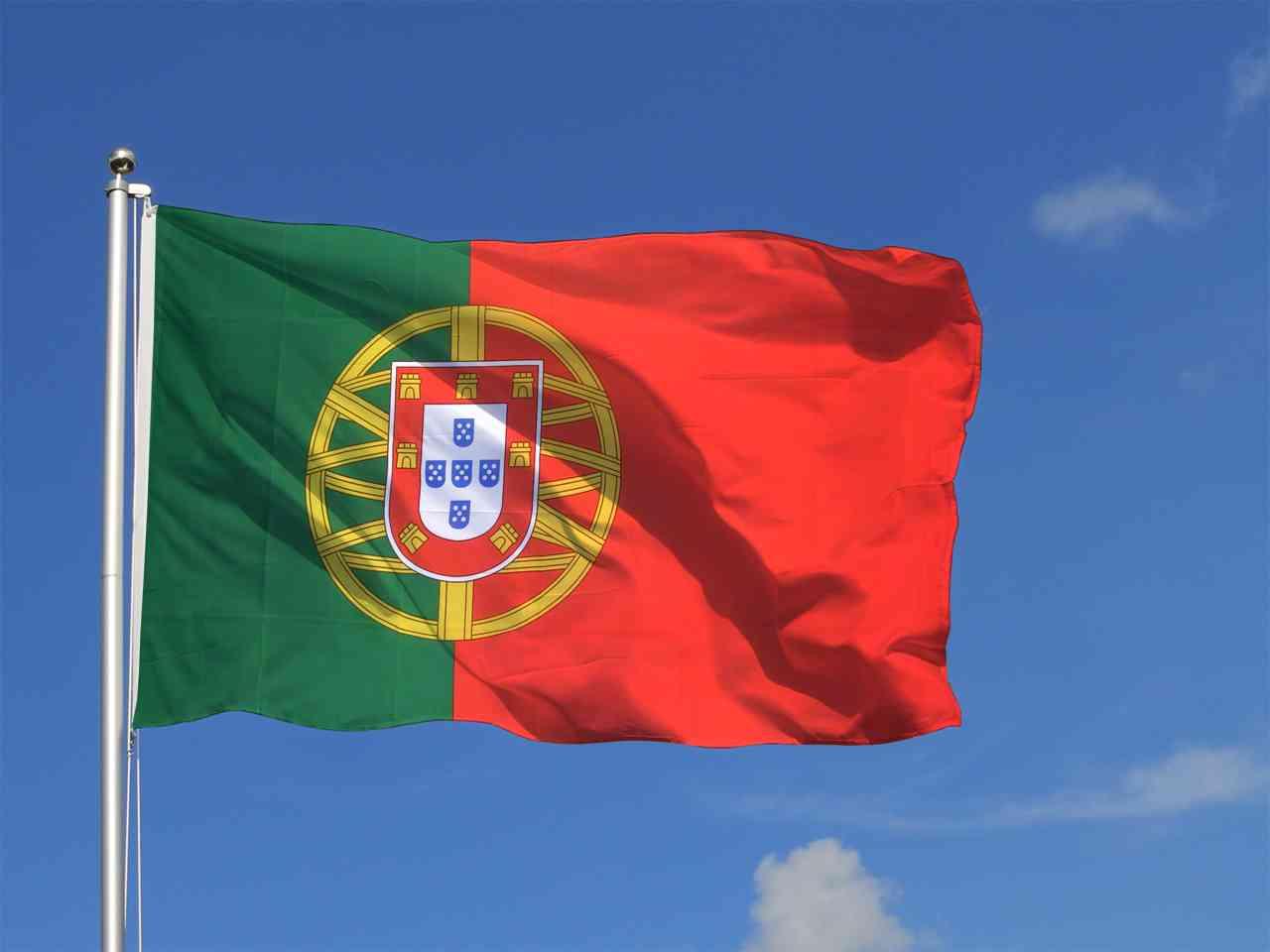 le portugal drapeau