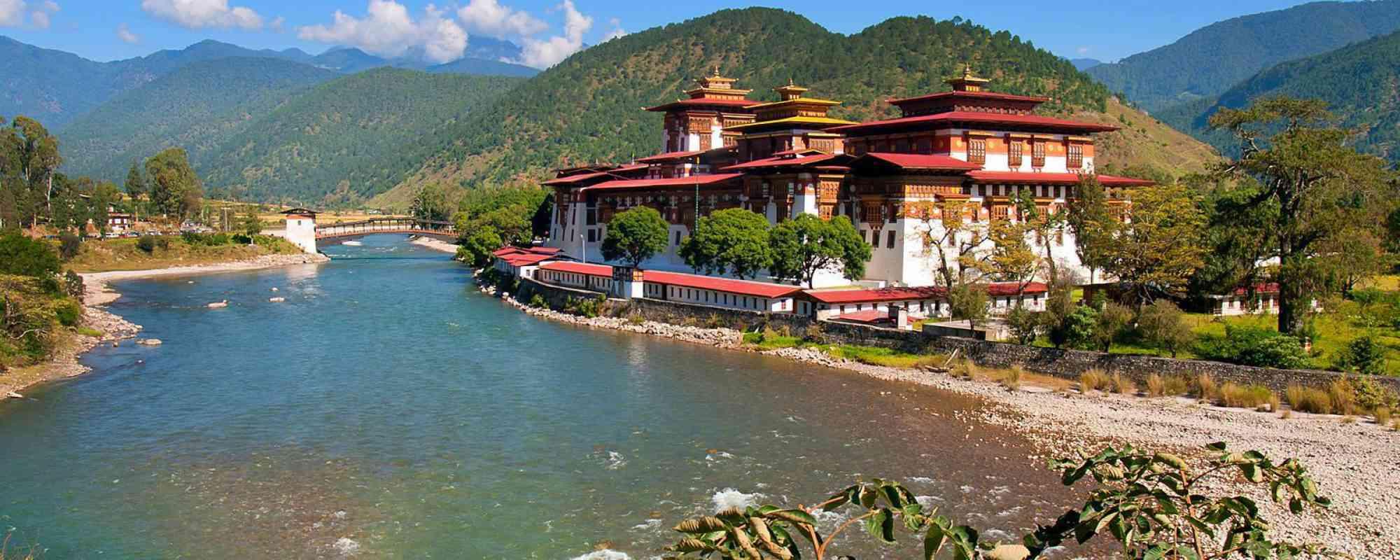 le royaume du bhoutan