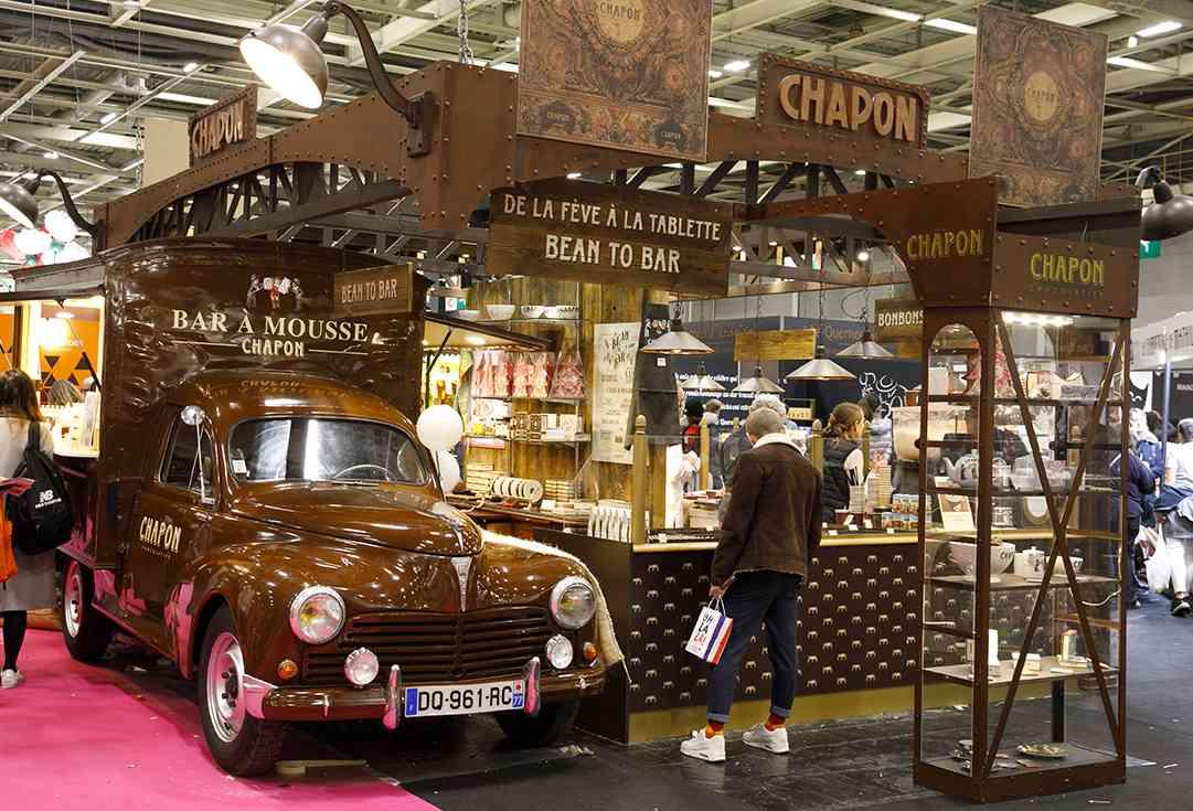 le salon du chocolat a paris