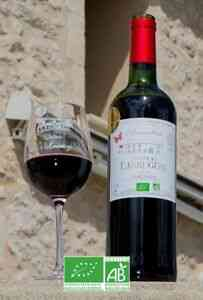 le vin rouge bordeaux