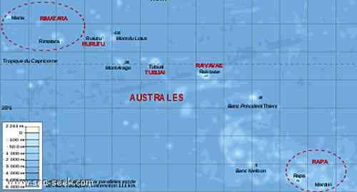 les iles australes
