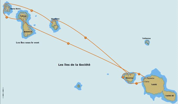 les iles sous le vent