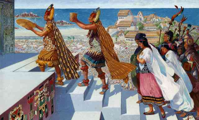 les incas