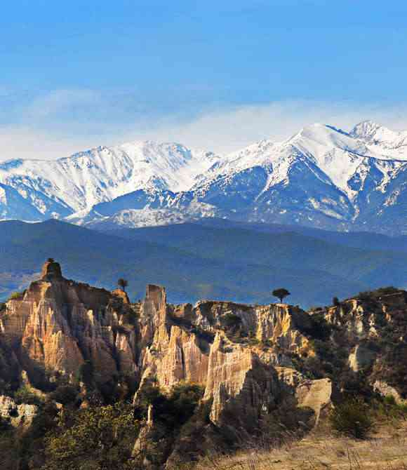 les pyrenees