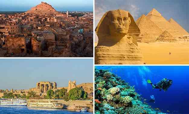 les vacances en egypte