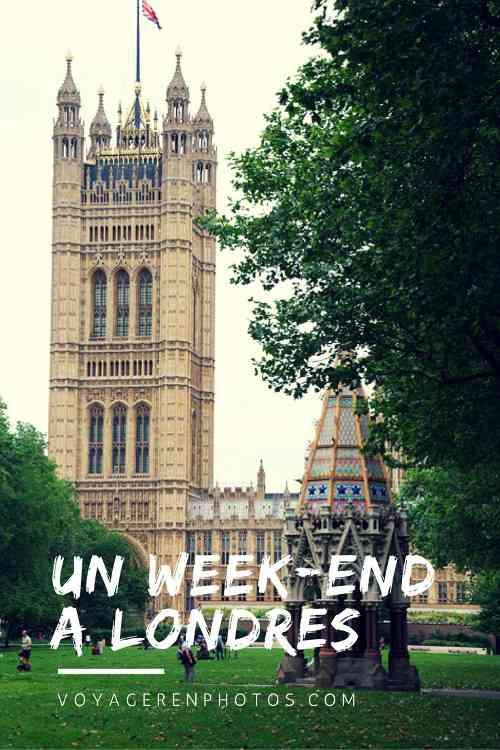 londres en week end