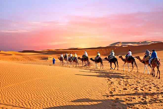 maroc en voyage