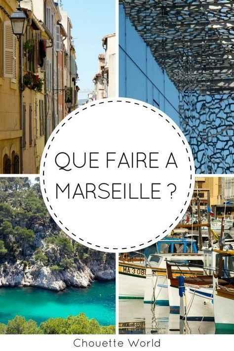 marseille tourisme