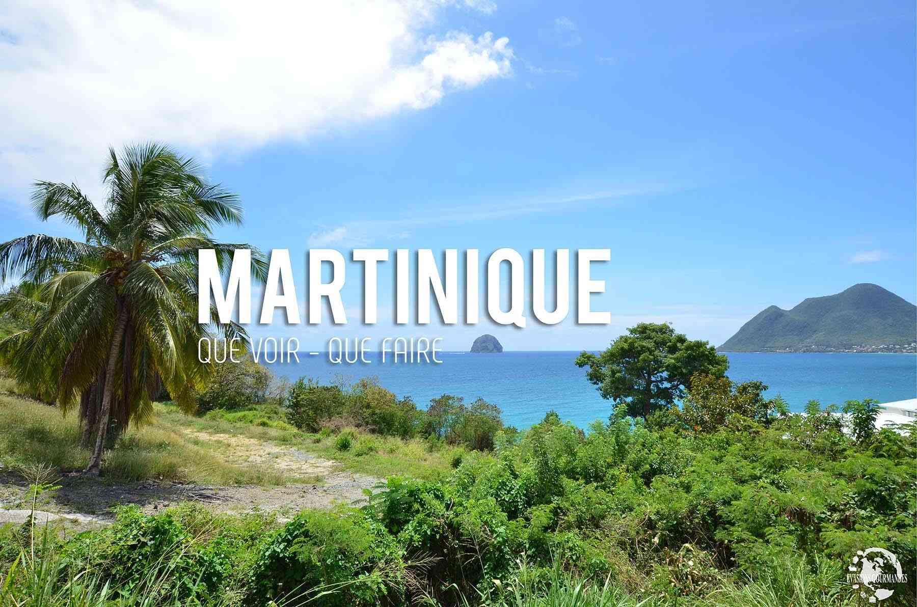 martinique un eden maritime